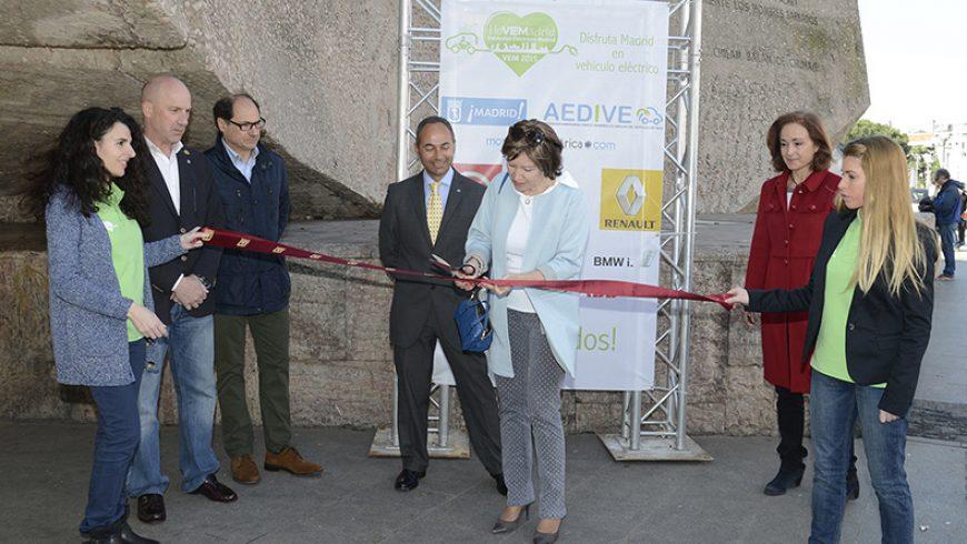 12.000 madrileños visitaron VEM 2015