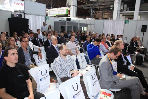 AEDIVE promovió el vehículo eléctrico en el Salón de Logística SIL 2014