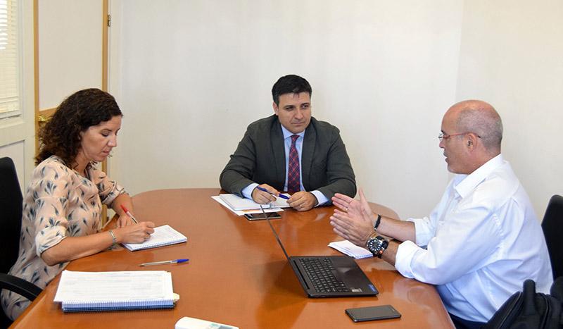 La Agencia Andaluza de la Energía y AEDIVE se reúnen para impulsar la movilidad eléctrica