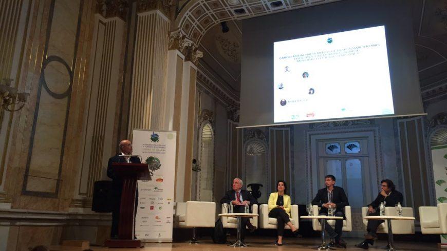 AEDIVE participó en el II Congreso de Movilidad y Turismo Sostenible de Málaga