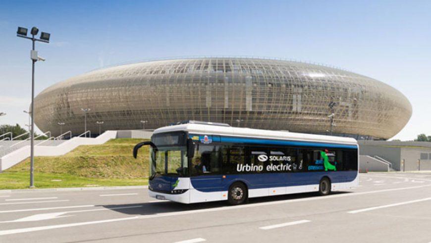 Alemania apoya la compra de autobuses eléctricos