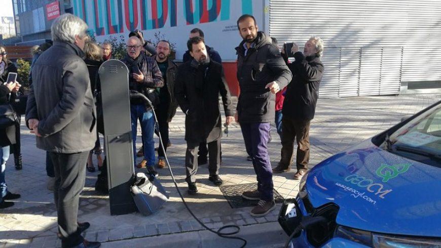 El punto de recarga de Rivas-Vaciamadrid ya se puede activar con Electromaps