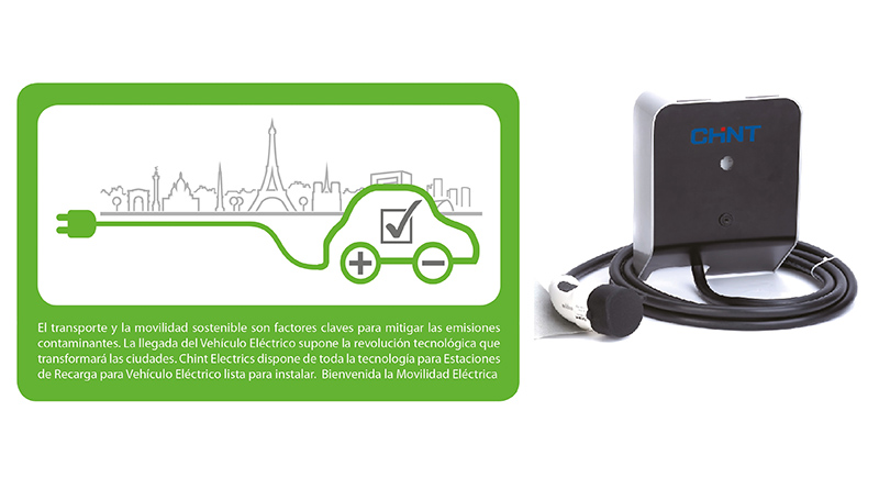 Chint Electrics España impulsa la movilidad eléctrica como nuevo socio de AEDIVE