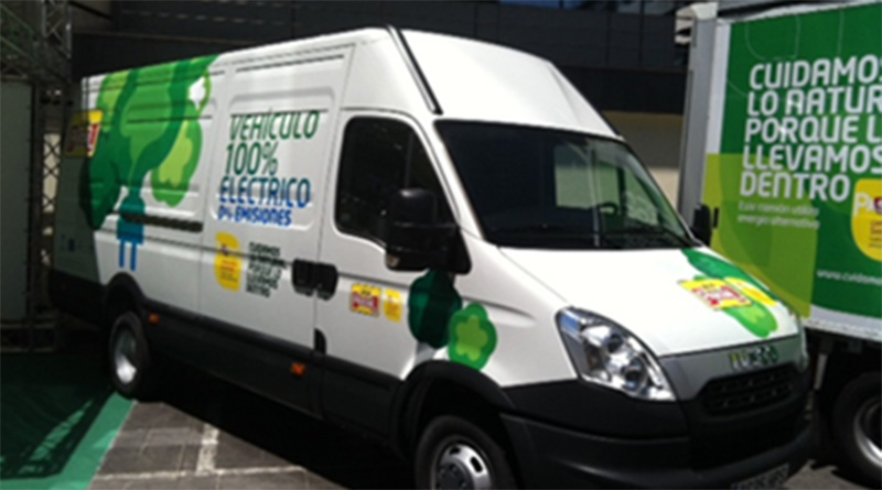 Calidad Pascual, primera empresa en medir el total de las emisiones de su flota comercial