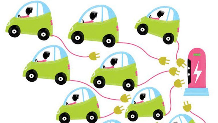 Las matriculaciones de vehículos eléctricos se disparan en febrero