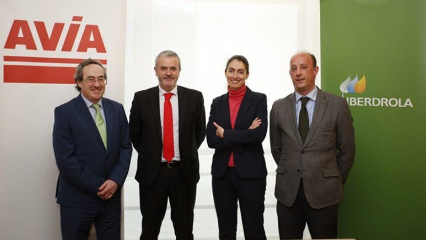 Iberdrola y Avia instalarán 27 puntos carga rápida para vehículos eléctricos