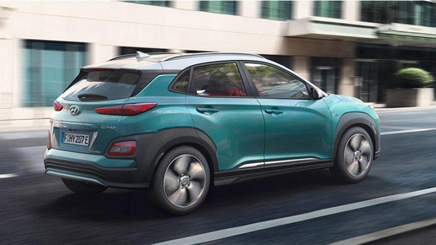 Hyundai presentó el nuevo Kona eléctrico para el mercado europeo, un SUV con versiones de 39,2 kWh y 64 kWh que llegará a España este verano