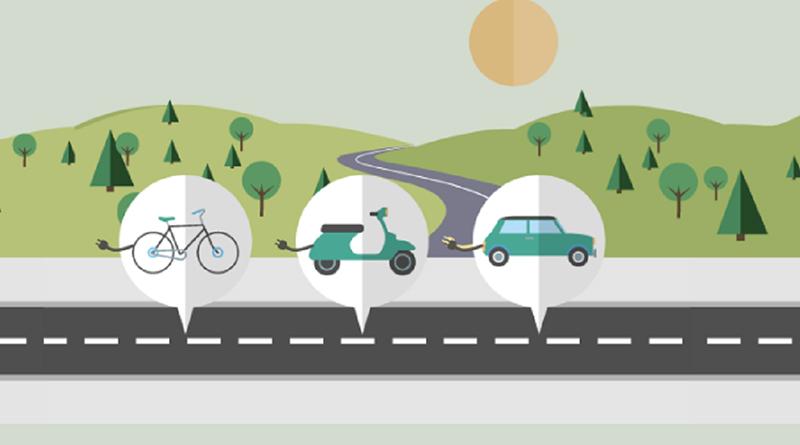 Las matriculaciones de vehículos eléctricos se triplican en marzo