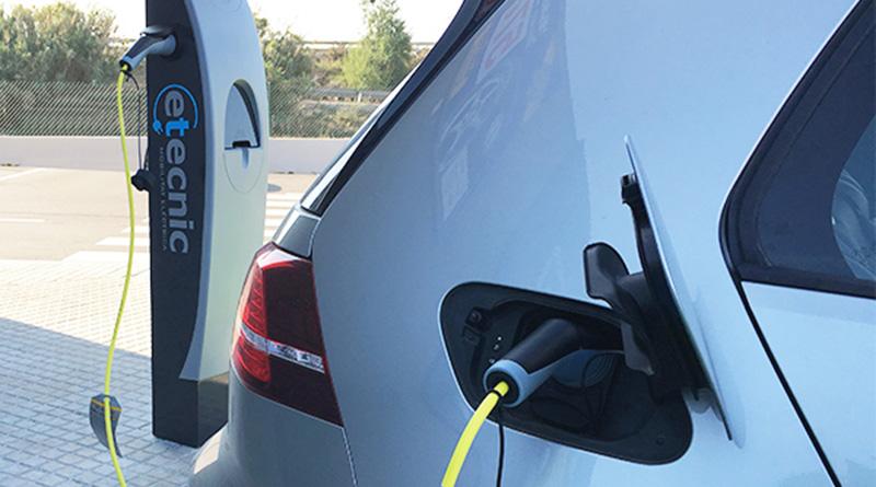 Etecnic instalará en Tarragona 6 nuevos puntos de recarga para vehículos eléctricos