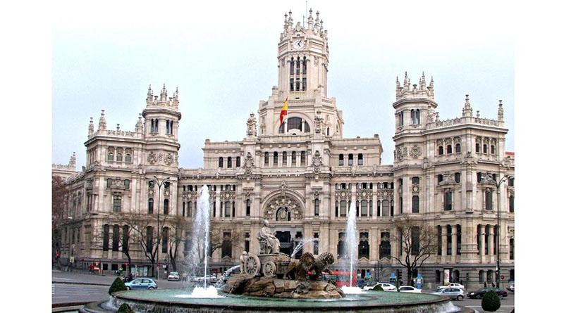 Madrid se mueve en eléctrico
