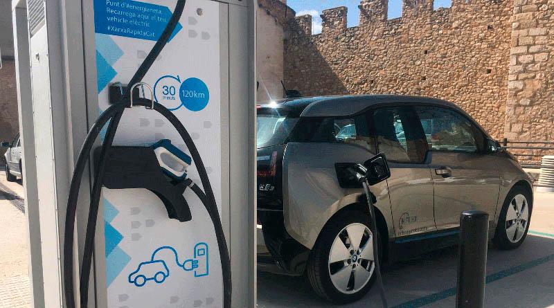 Montblanc y el Consell Comarcal del Baix Ebre ya disponen de puntos de recarga para vehículos eléctricos