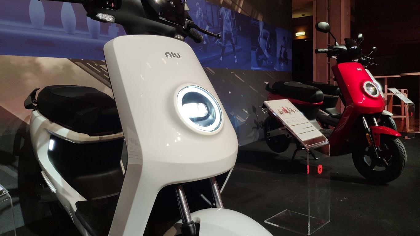 Scooters eléctricos NIU_AEDIVE