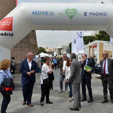 La cuarta edición de VEM2018 consolida el éxito de Madrid por la movilidad eléctrica