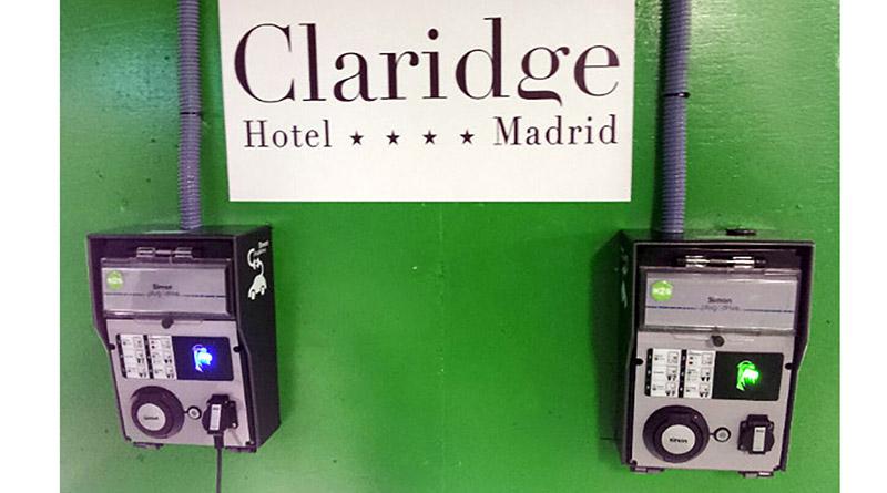 Auge de la instalación de puntos de recarga para vehículos eléctricos en los hoteles de España