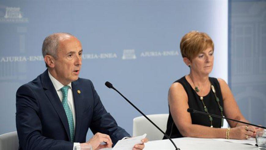 El Gobierno vasco aprueba un plan integral de movilidad eléctrica para los años 2018-2020