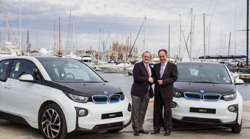 BMW instala 100 puntos de recarga en Mallorca