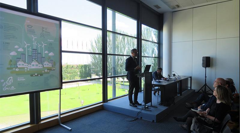AEDIVE participó en una Mesa Redonda organizada por la APPA y la AEE en el marco de Genera 2018