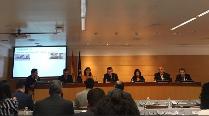 AEDIVE participó en la XI Asamblea de FutuRed, que se centró en la tecnología y la transición energética
