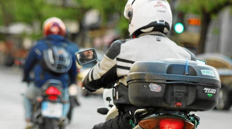 Una de cada tres motos no podrá circular con alta contaminación