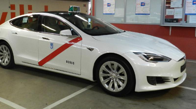 El Ayuntamiento subvenciona la compra de taxis CERO y ECO