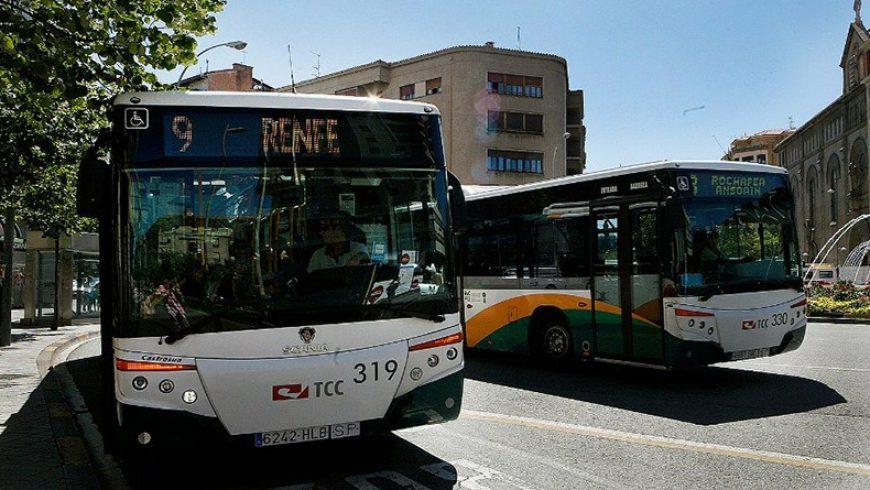 Vectia electrifica una línea de autobuses en Pamplona