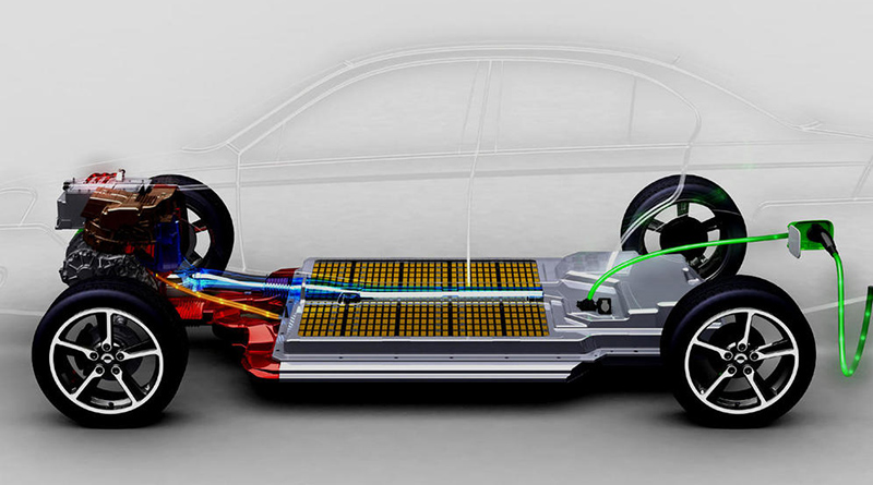 El corazón que impulsa al vehículo eléctrico: las baterías suponen un tercio del valor de estos coches