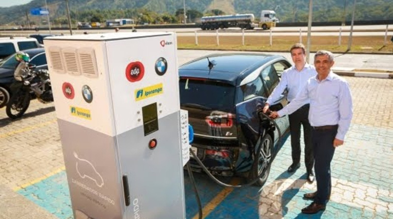BMW y EDP crean el mayor corredor de vehículo eléctrico de América Latina