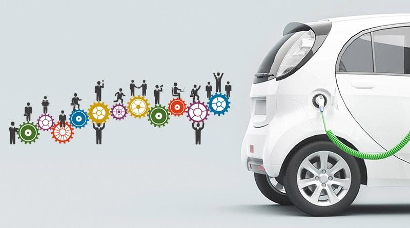 Más PIB, menos CO2 y 23.000 empleos «extra»: así sería una España «enchufada» al coche eléctrico