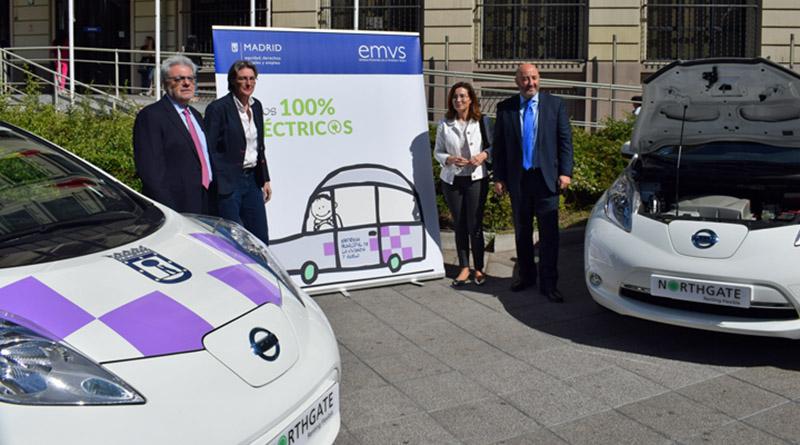 Vehículos CERO y ECO para renovar la flota municipal