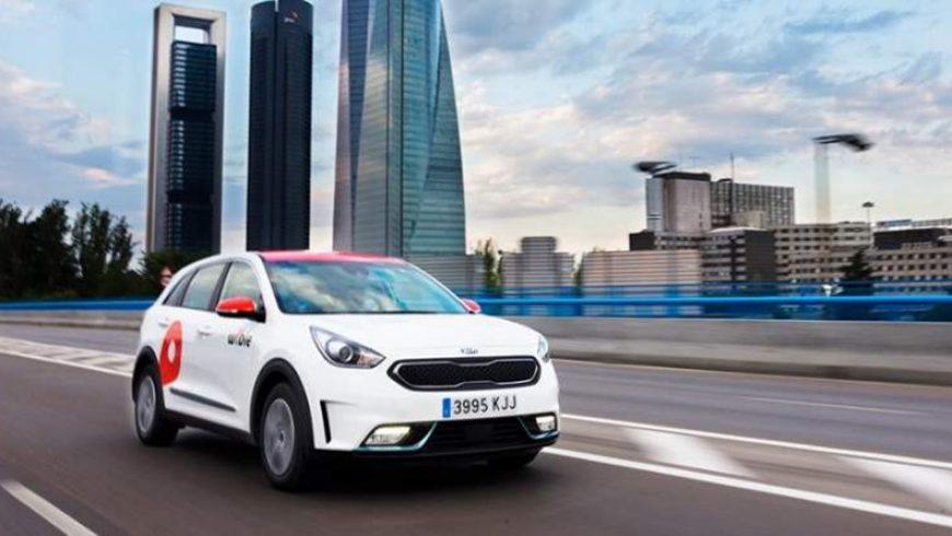 Arranca WiBLE en Madrid, el nuevo servicio de carsharing que va más allá