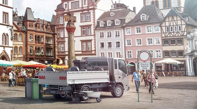 Los primeros vehículos comerciales con la nueva propulsión eléctrica de Bosch llegarán en 2019