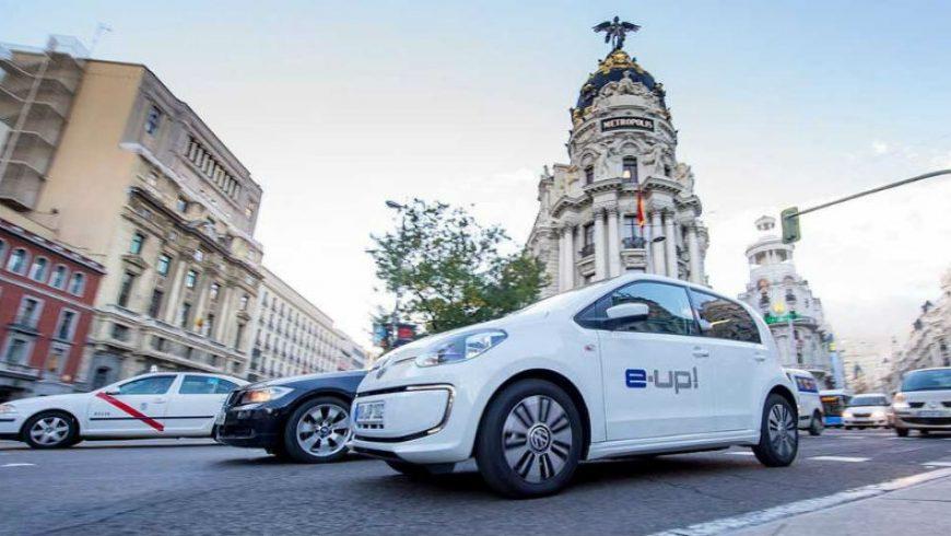 Madrid renueva la flota municipal con 105 vehículos 0 y ECO