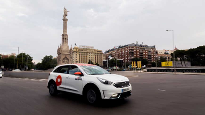 WiBLE lanza una red exclusiva de plazas de parking en el centro de Madrid