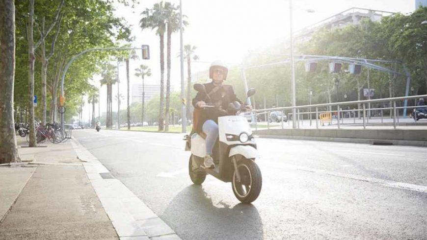 Acciona Mobility. Una nueva división que pondrá en marcha un sistema de motosharing con 1.200 motos eléctricas en Madrid