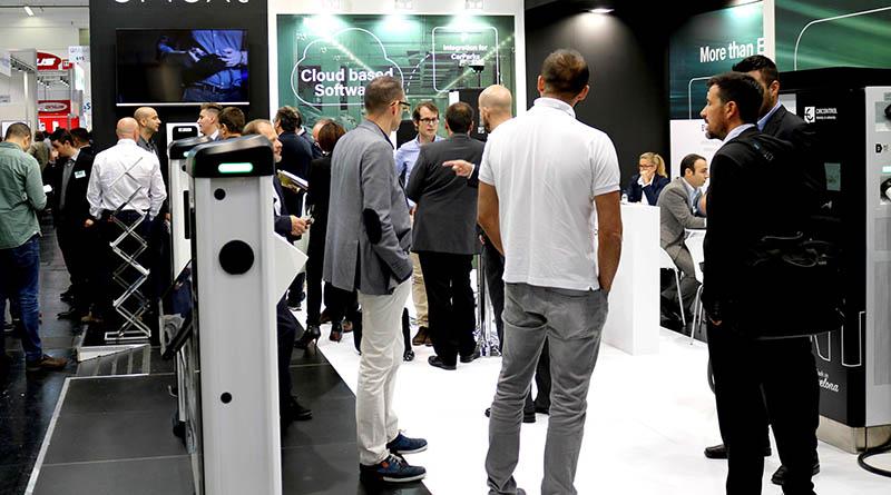 Circontrol presenta sus soluciones globales para la carga de vehículos eléctricos en eMove360º