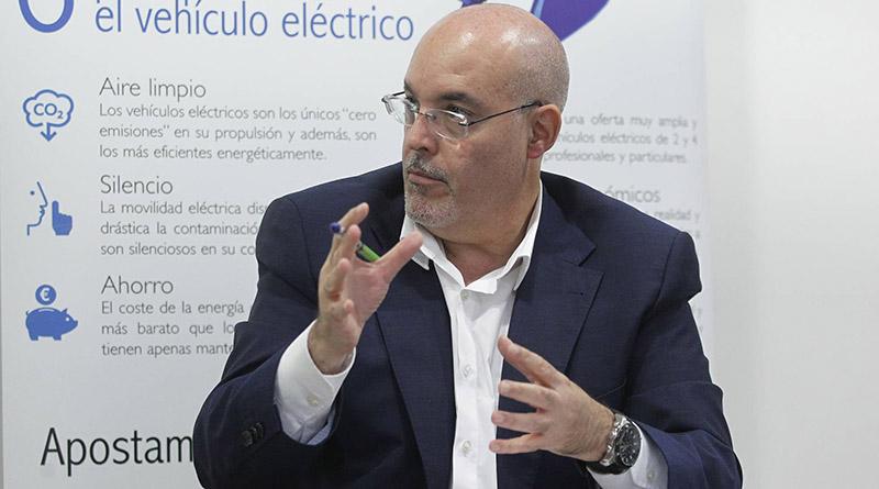 """Arturo Pérez de Lucía: """"El motor está preparado para asumir los retos de la descarbonización"""""""