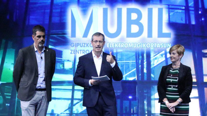 MUBIL, para hacer de Gipuzkoa un referente industrial en movilidad eléctrica