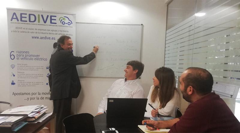 AEDIVE lanza el proyecto OPTIMATE 4.0 para el desarrollo de la movilidad eléctrica con tecnologías 4.0