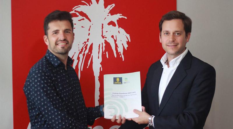 Etecnic instalará en Gran Canaria una amplia red de puntos de recarga