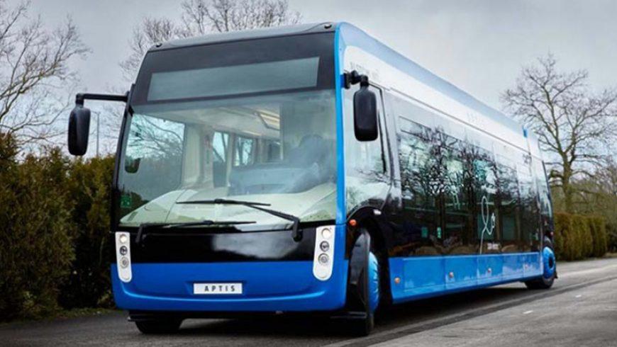 Aptis: Alstom reinventa el autobús eléctrico urbano