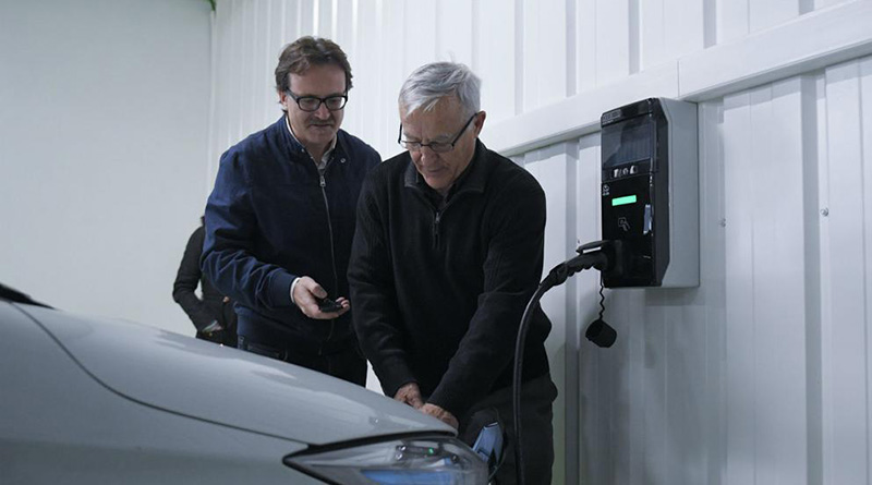 ORBIS instala 40 cargadores para Vehículos Eléctricos en el Parking de Brujas de Valencia
