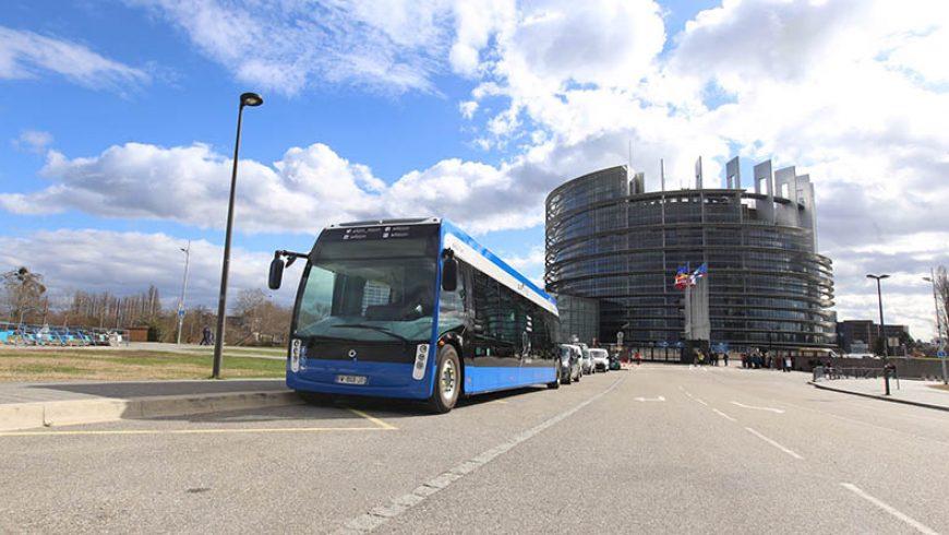 Primer éxito comercial para Aptis en Estrasburgo