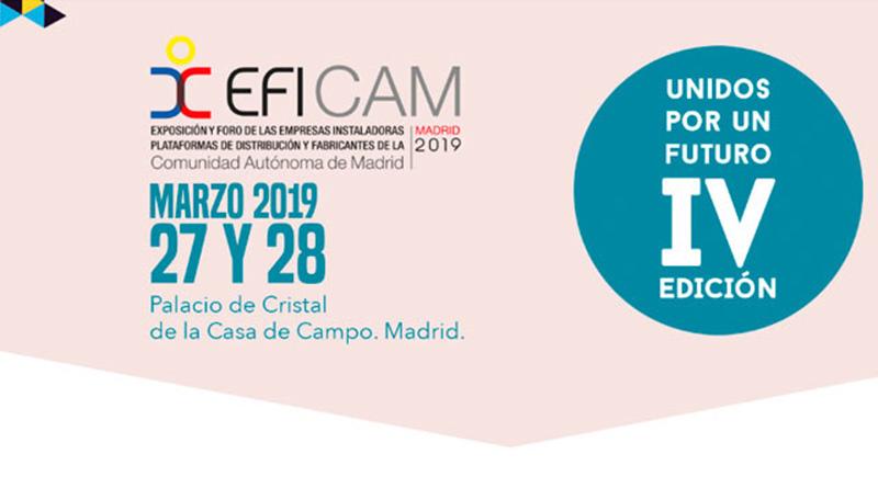 Circutor muestra todas sus novedades en EFICAM 2019