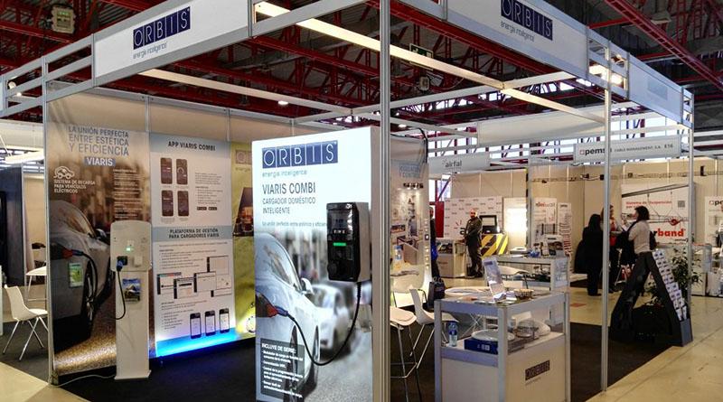 """ORBIS marcará la diferencia en EFICAM 2019 con sus cargadores inteligentes """"VIARIS"""""""