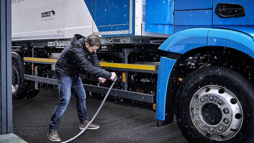 Llega la recarga ultrarrápida para camiones y aviones eléctricos a 1.000 kW de potencia