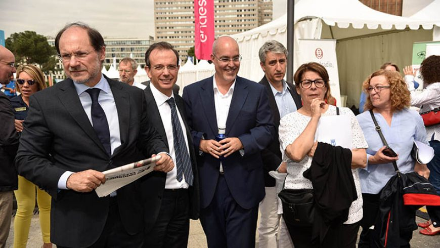 La V edición de VEM 2019 se celebra del 7 al 9 de junio con la puesta en servicio de Madrid Central
