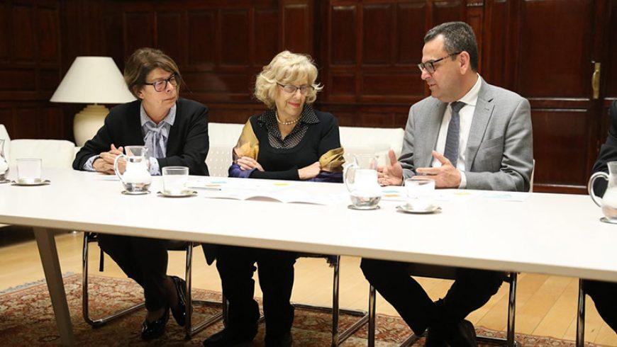 Madrid, elegida para formar parte de la Comunidad de Champions en Movilidad