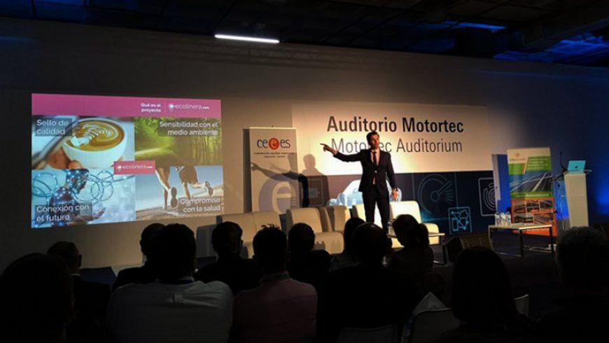 Etecnic lanza un proyecto de estaciones de servicio para la recarga de coches eléctricos en España