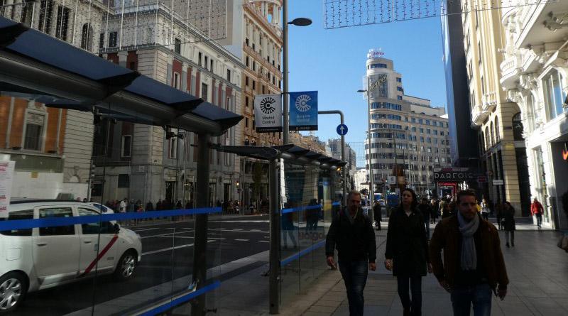 El Ayuntamiento permite la distribución nocturna de mercancías en Madrid Central