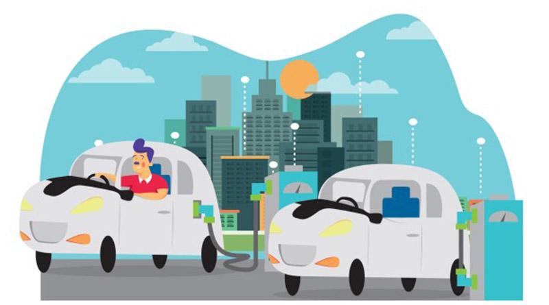 Medellín, primera ciudad latinoamericana con carsharing eléctrico